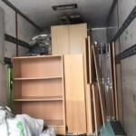 大きな家具類の片付けを依頼しました