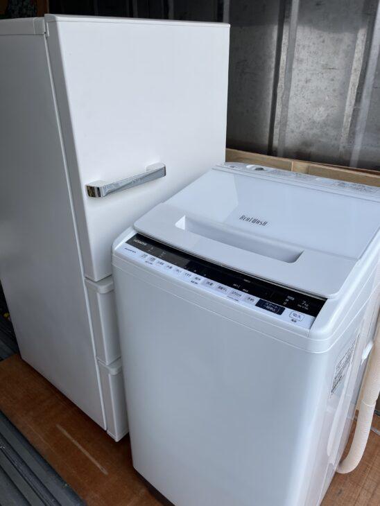 冷蔵庫、洗濯機の出張査定をお願いしました。
