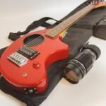 ギター カメラレンズ